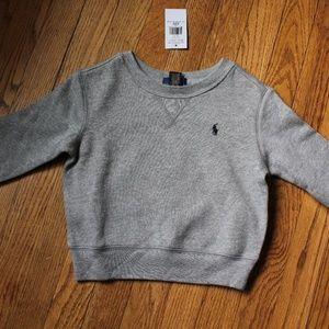 Polo Ralph Lauren Sweatshirt, Boys' 2T